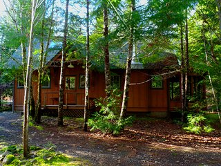 Horse Creek Old Growth Sanctuary - McKenzie Bridge vacation rentals