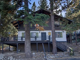 4 Bedroom Mountain Chalet in Quiet Setting ~ RA807 - Incline Village vacation rentals