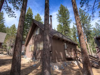 Adorable Cabin just minutes from Diamond Peak ~ RA45149 - Incline Village vacation rentals