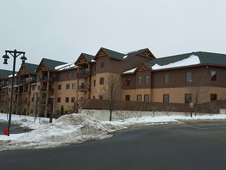 REASONABLE WATER PARK 1 BEDROOM WYNDHAM RESORT - Wisconsin Dells vacation rentals
