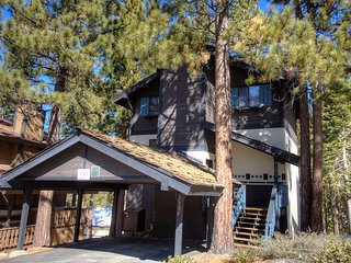 Austrian-Style Chalet Overlooking Forest ~ RA751 - South Lake Tahoe vacation rentals