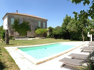 Mas de Mahystre -  a magical house to rent in between Montpellier and Nimes. - Calvisson vacation rentals