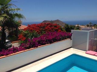 Villa vista mare con piscina privata . - Chayofa vacation rentals