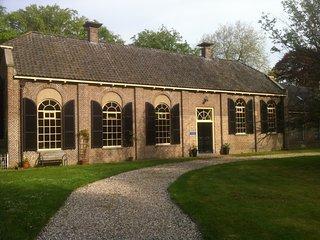 Oud Bergveen, Erfgoedlogies in Stoomkatoenspinnerij (1839) - Veenhuizen vacation rentals