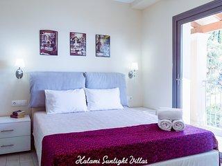 Kalami Sunlight - new villa with stunning sea view - Kalami vacation rentals