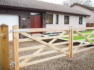 MOUSEBANK, all ground floor, countryside setting, garden with patio, Forth, Ref 925814 - Forth vacation rentals