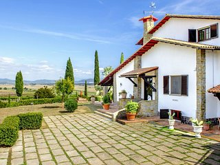 Perfect Villa with A/C and Wireless Internet in Castiglione Della Pescaia - Castiglione Della Pescaia vacation rentals