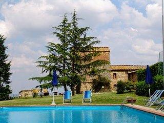 Perfect 6 bedroom Villa in San Gimignano - San Gimignano vacation rentals