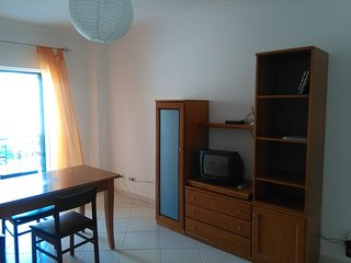 Large one-bedroom apartment w/barbecue - Quarteira vacation rentals