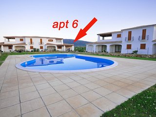 Capannizza complex, Apt 6with shared pool,500 meters from the beach,A/C - Budoni vacation rentals