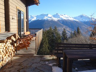 5 min Walk of Ski lift,Summer:Raft-Step-Waterglide - Thyon vacation rentals