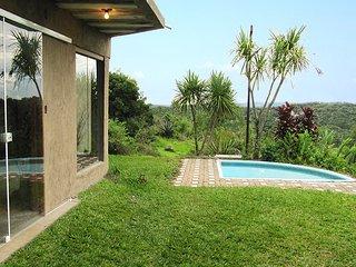Casa para 9 pessoas em sítio em Ibiúna (futura pousada) - Ibiuna vacation rentals