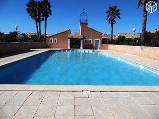 Maisonnette individuelle dans une résidence sécurisée avec piscine - Loupian vacation rentals