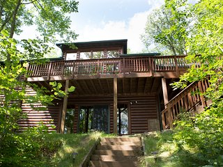 Very Private 4 Season Lake Home - Stone Lake vacation rentals