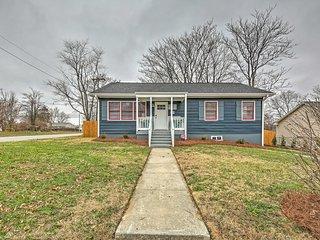 NEW! 2BR Greensboro House w/Large Yard - Greensboro vacation rentals