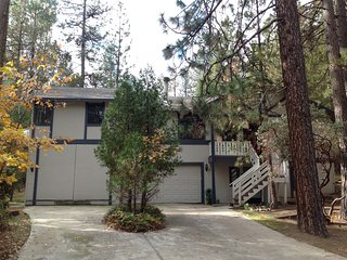 YOSEMITE MOUNTAIN HOME - Bass Lake vacation rentals