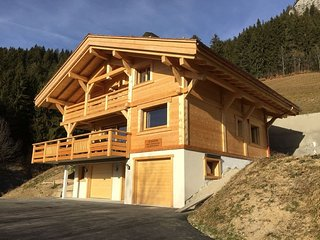 CHALET SOLEYA 6 rooms 12 persons - Le Grand-Bornand vacation rentals