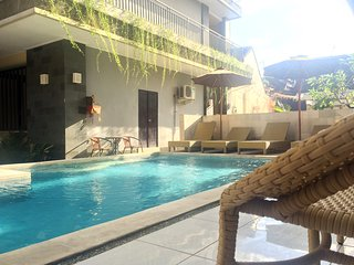 1 bedroom Bed and Breakfast with Deck in Tuban - Tuban vacation rentals