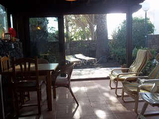 Perfect Bungalow with Television and Balcony in Costa Teguise - Costa Teguise vacation rentals