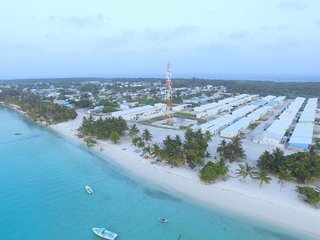 Salty Beach House - Vacation Rental - Hanimaadhoo vacation rentals