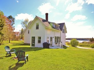 Traditional Saltwater Farm with waterfront - walk to Owls Head Village - Rockland vacation rentals