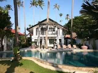 Beachfront Pool Villa with great sunset views - Ko Lanta vacation rentals