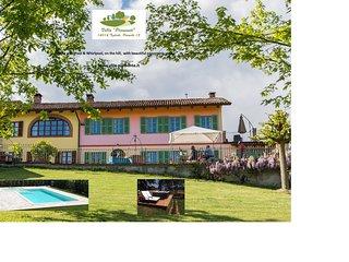 Villa mit Pool in den Weinbergen - Tigliole vacation rentals
