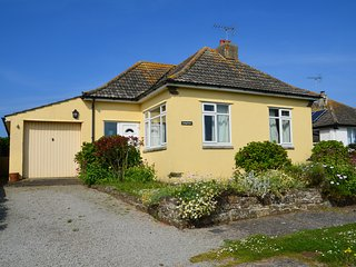 Comfortable house all on one level a short walk from the beach - Widemouth Bay vacation rentals