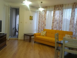 One bedroom apartment with extra sofabed in the livingroom - Burgas vacation rentals