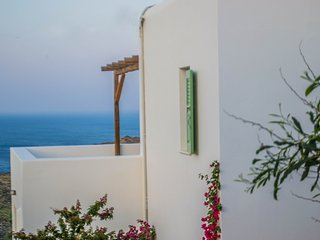 Family Home with Infinity Pool and Breathtaking Views - Chora vacation rentals