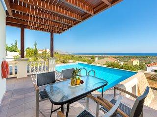 Aegean Blue Villas - Daphni Villa - Kalathos vacation rentals