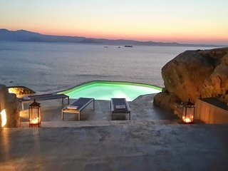 Luxury villa with pool on the most beautiful site of Naxos - Plaka vacation rentals