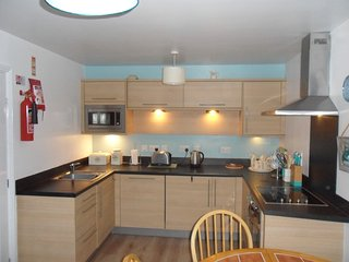 The Tides ground floor apartment free WIFI tremendous on site facilities no pets - Filey vacation rentals