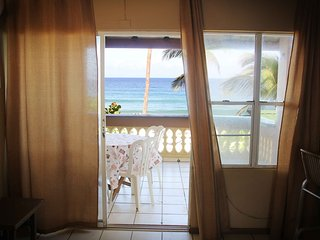 Beachfront on Sandy Beach Pelican Point Apt C - Rincon vacation rentals