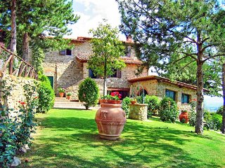 Nice 6 bedroom Villa in Reggello - Reggello vacation rentals