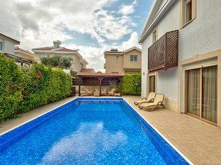 Atlantida Exclusive 4BR Villa with private pool - Limassol vacation rentals