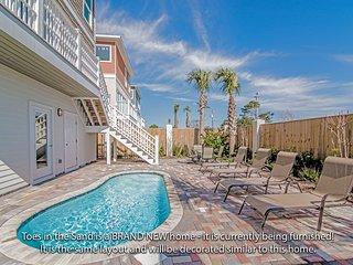 TOES IN THE SAND: Golf Cart, Modern, Brand New! - Miramar Beach vacation rentals