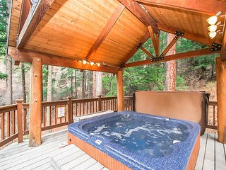 Cozy and private getaway with hot tub - Leavenworth vacation rentals