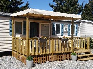 Cozy 2 bedroom Caravan/mobile home in Sigean - Sigean vacation rentals