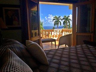 Gorgeous Villa in Cabrera with Deck, sleeps 9 - Cabrera vacation rentals