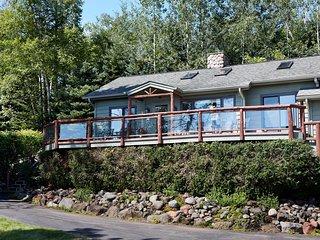 NEW! 'Serenity' 2BR Schroeder Cabin w/ Lake Views! - Schroeder vacation rentals
