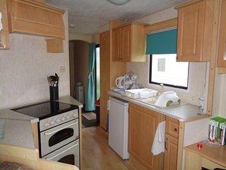 Caravan to hire at Cayton Bay Sleeps 8 - Cayton vacation rentals