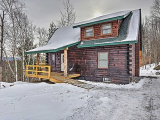 NEW! Charming 2BR Williamstown Cabin on 70+ Acres! - Williamstown vacation rentals