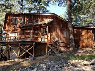 12 Canyon Road Cabin ~ RA135362 - Timberon vacation rentals