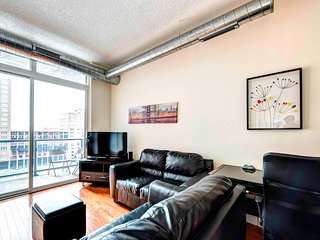 New York Cast Iron Lofts 2BR in Soho West By Pelican Residences - Jersey City vacation rentals