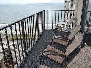 Myrtle Beach Resort T1917 | Spectacular Ocean View in this Updated Condo - Myrtle Beach vacation rentals