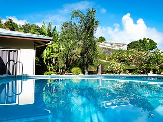 Suite Villa,chambres d'hôtes à Papeete,guestrooms - Papeete vacation rentals