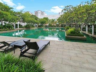 2 Bedroom Marina Seaview Apartment - Tanjong Bungah, Pinang vacation rentals