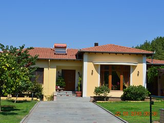 Spacious160m2 brand new beautiful villa near sea - Kavala vacation rentals