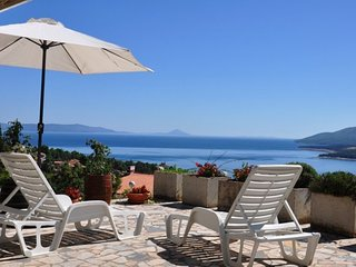 Terrace with nice sea view, pet is welcome 11 - Rabac vacation rentals